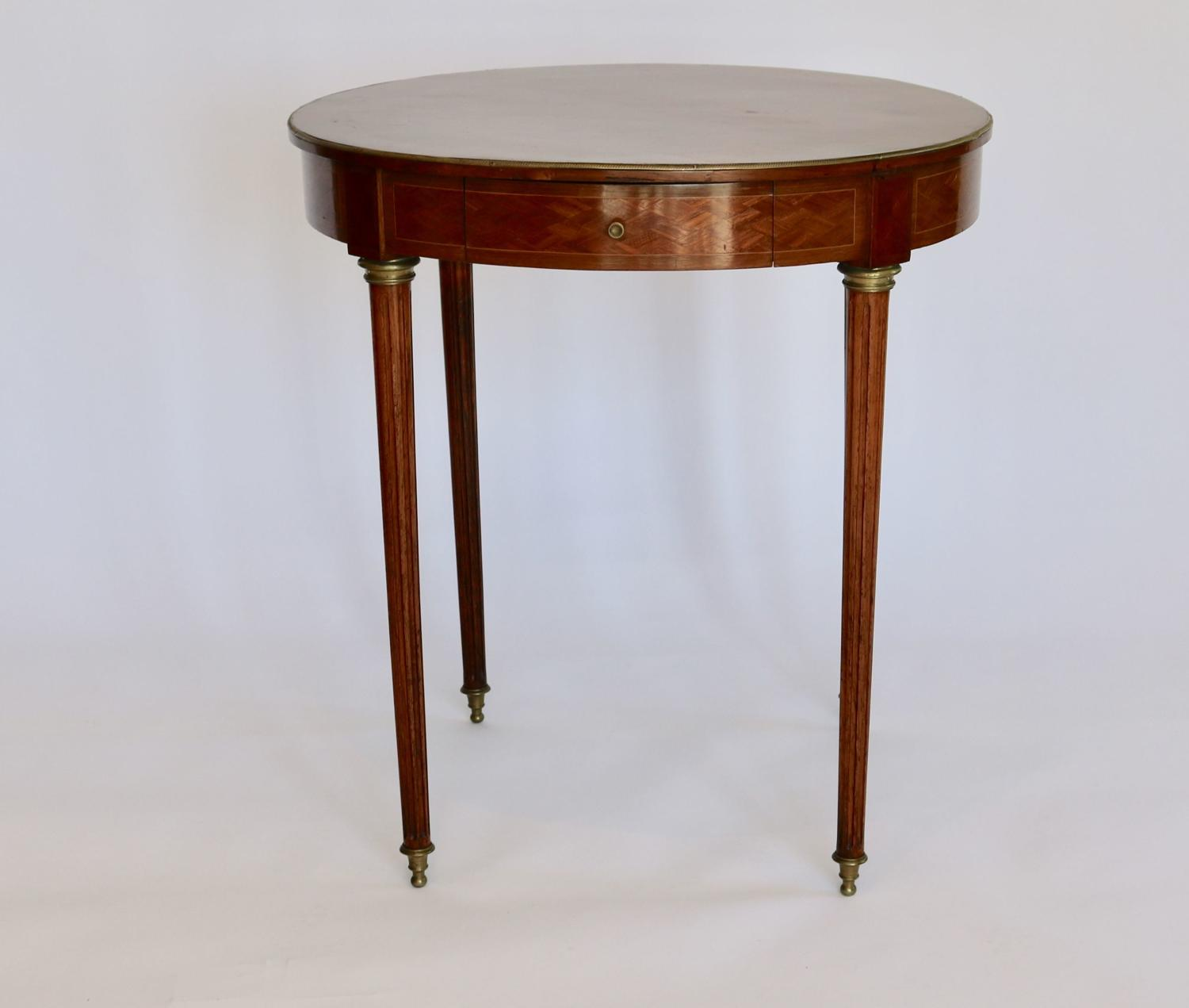 French Gueridon/ Circular Table