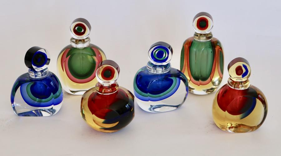 Selection of Perfume Bottles