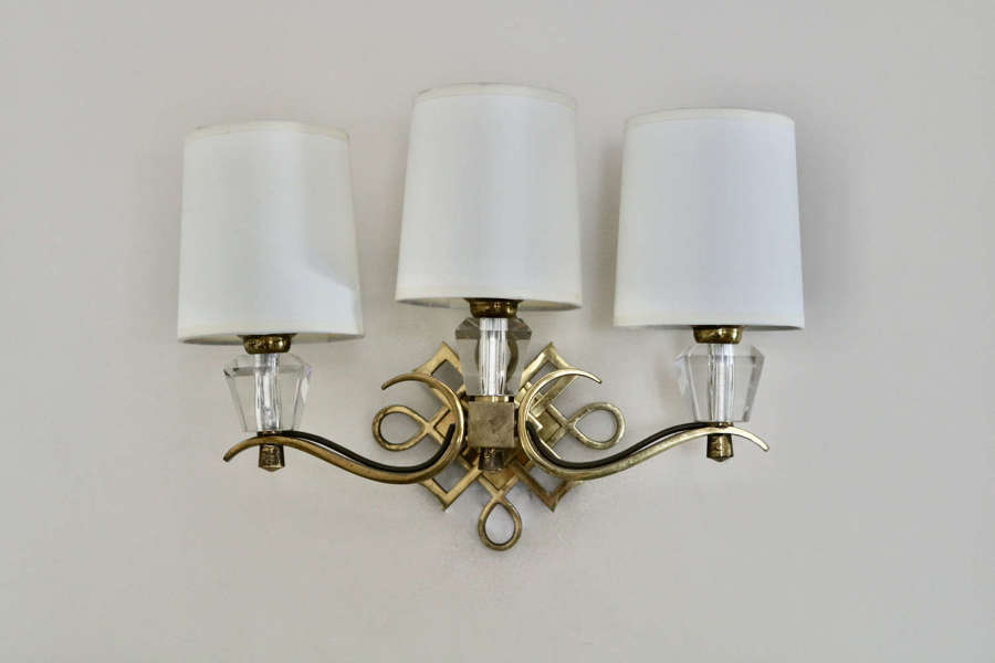 Jules Leuleu Wall Lights