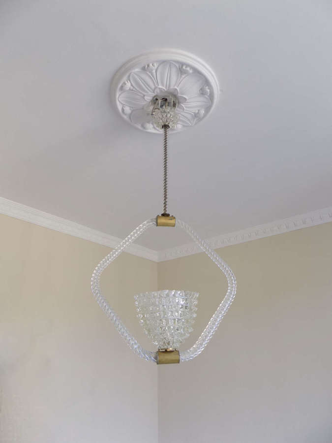 Barovier Rostrato Ceiling Light